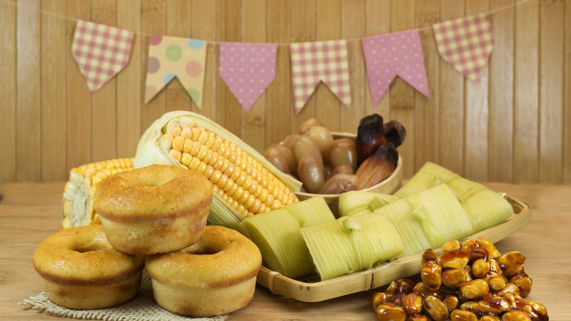 Alimentos preferidos em festas juninas têm alta de 2,70%