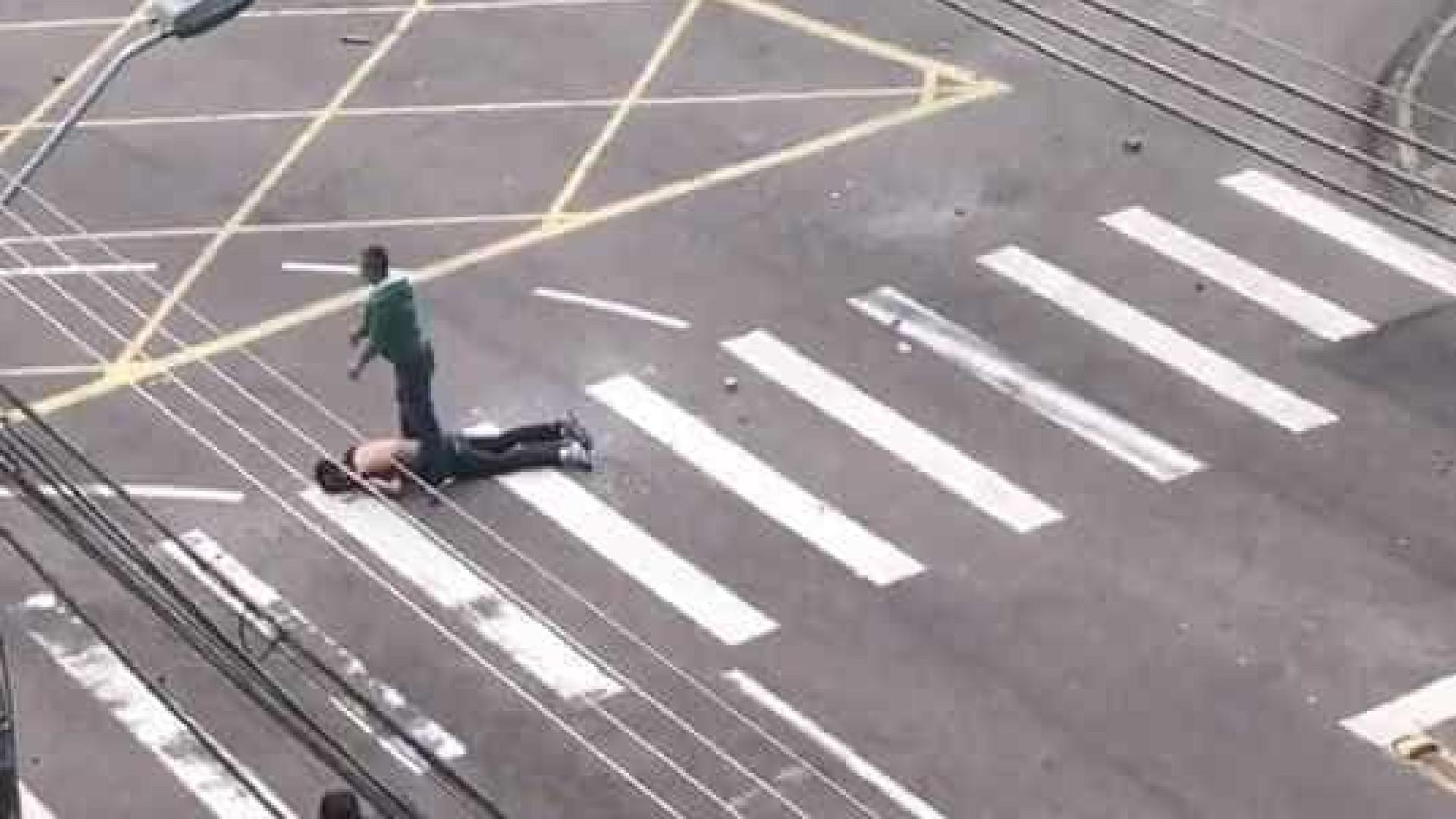 Torcedor corintiano morre após briga em Coritiba