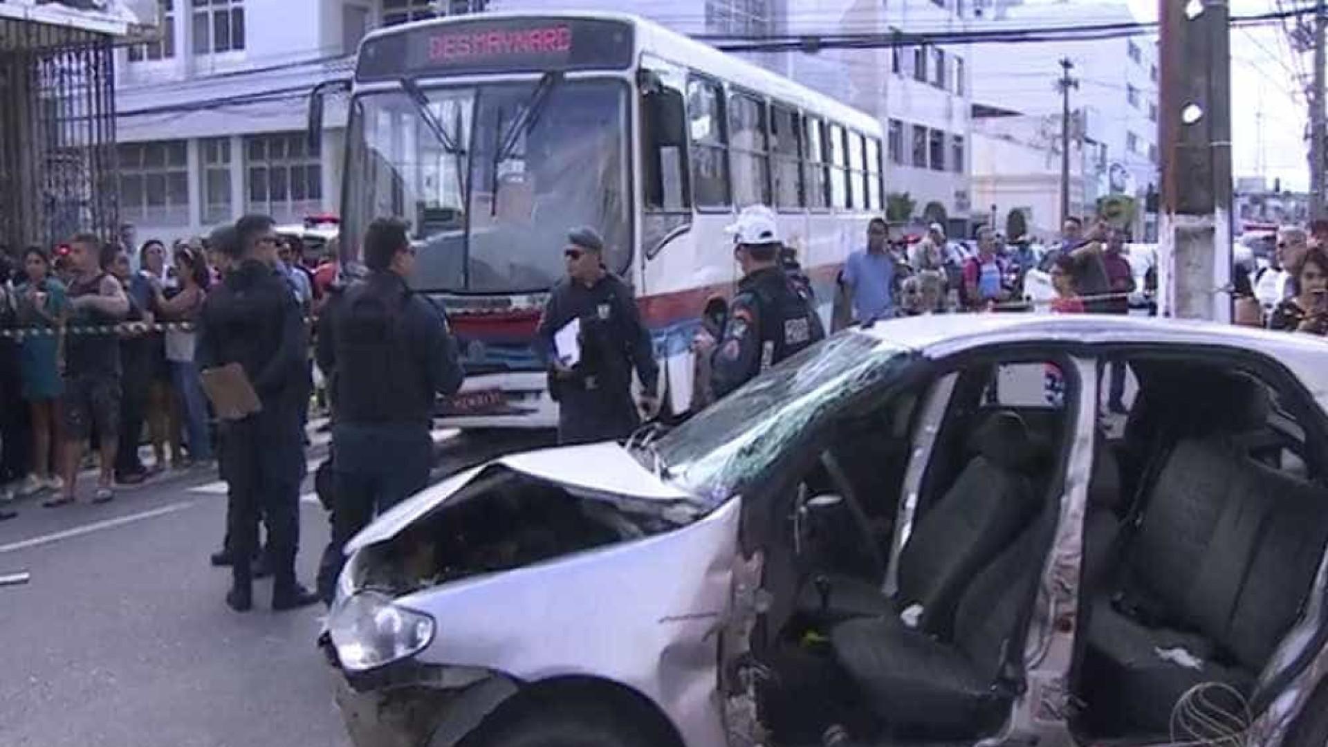 Motorista não teria obedecido sinalização em acidente com cantora
