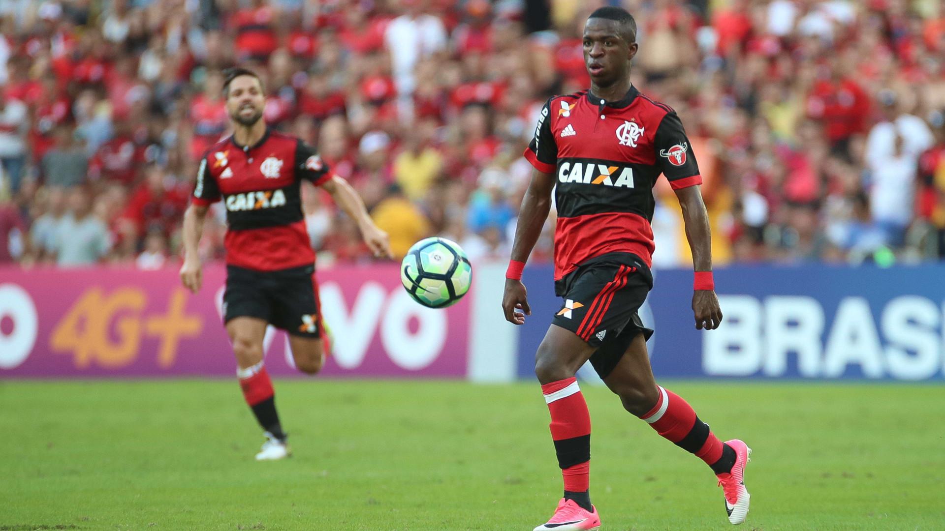 Contrato com Real Madrid obriga que Vinícius Jr. seja titular no Fla
