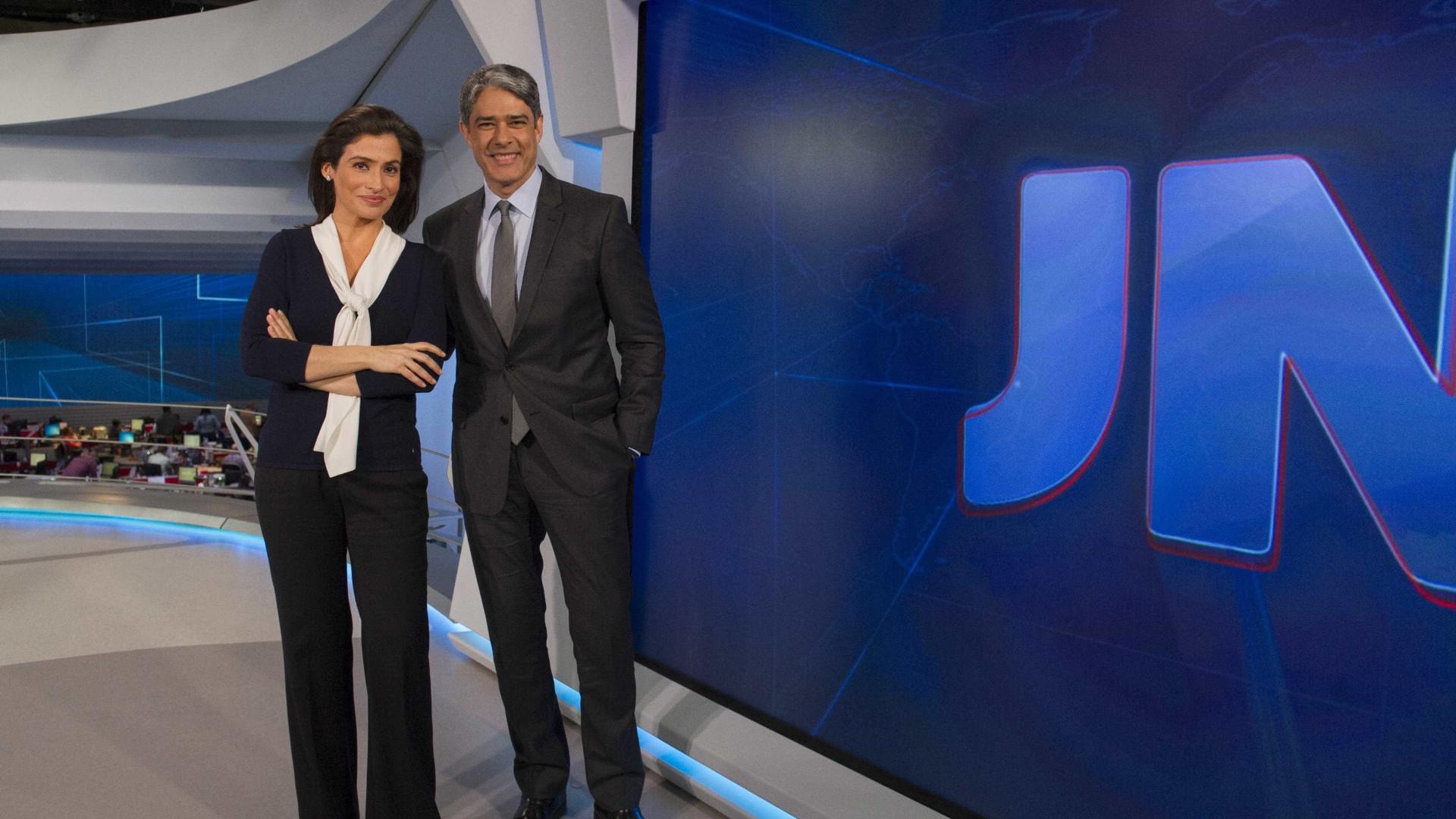 """Em chamada, Globo anuncia detalhes do novo  """"Jornal Nacional"""""""