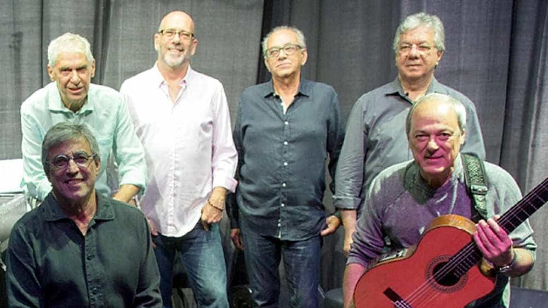 Toquinho, Ivan Lins e MPB4 celebram 50 anos de carreira com show