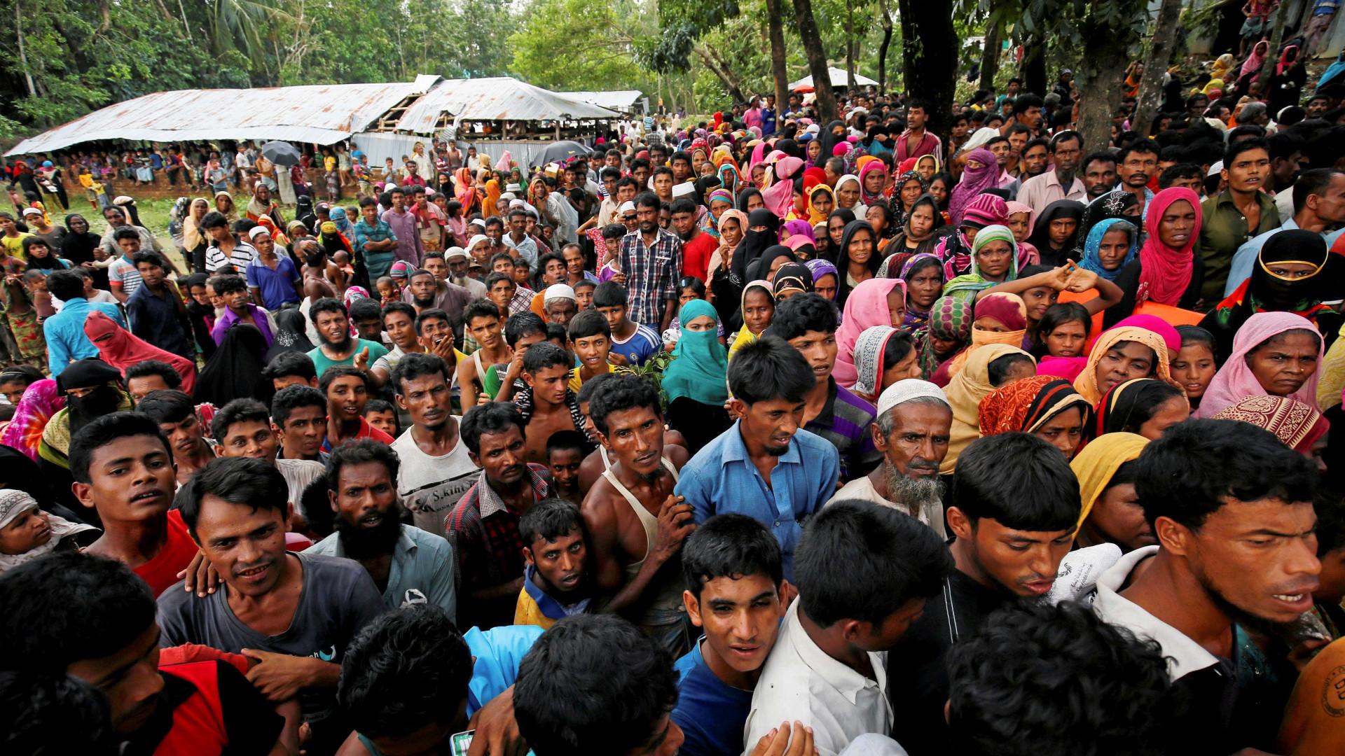 Na véspera do Dia do Refugiados,  nº de deslocados bate recorde