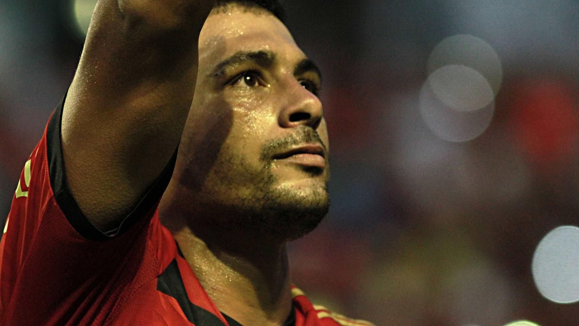 Sport diz ter 'planos' para contar com Diego Souza contra Palmeiras