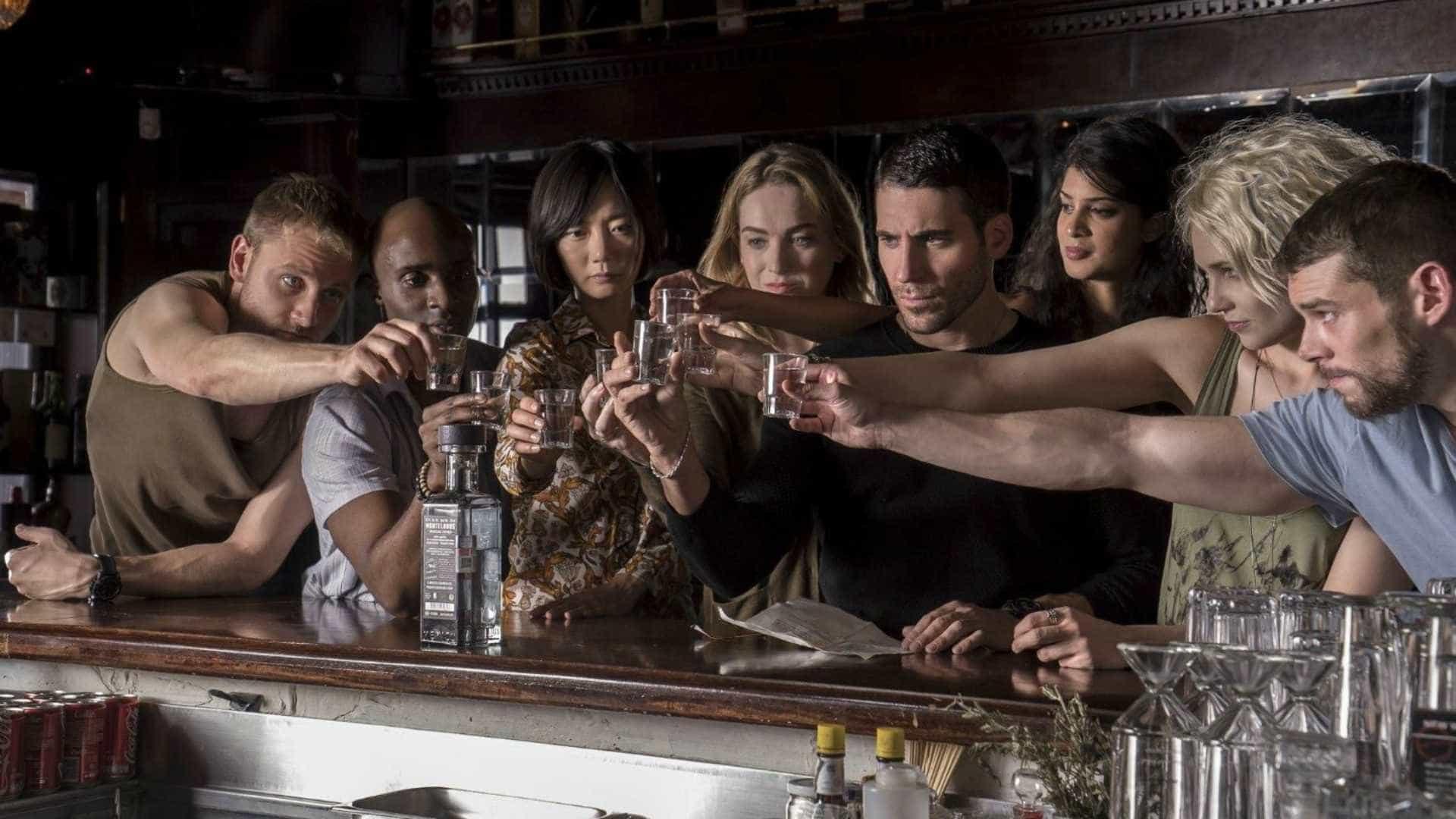'Sense8', 'Luke Cage' e outros títulos no catálogo da Netflix em junho