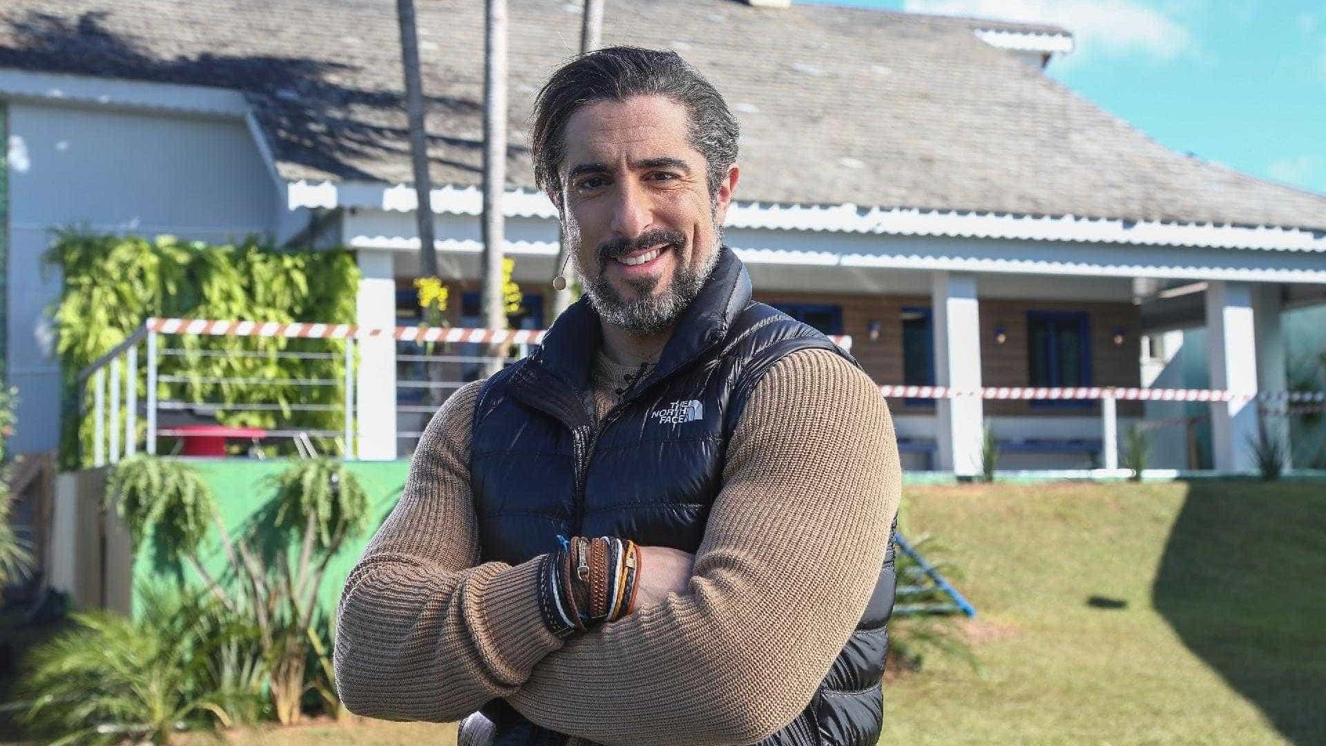 Marcos Mion vai comandar a 10ª edição de 'A Fazenda' na Record
