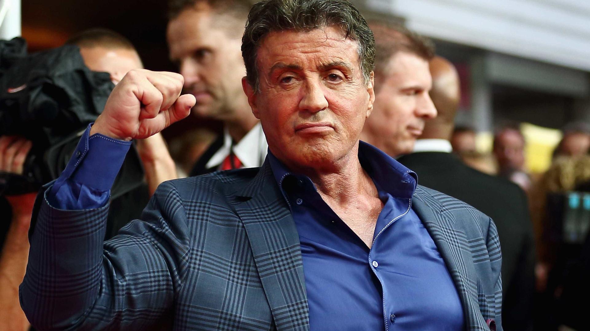 Sylvester Stallone é denunciado por agressão sexual