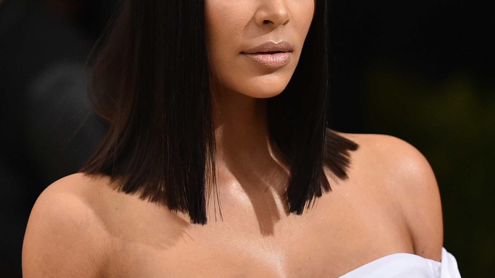 Kim Kardashian sobre Trump: 'Até a minha filha faria melhor'