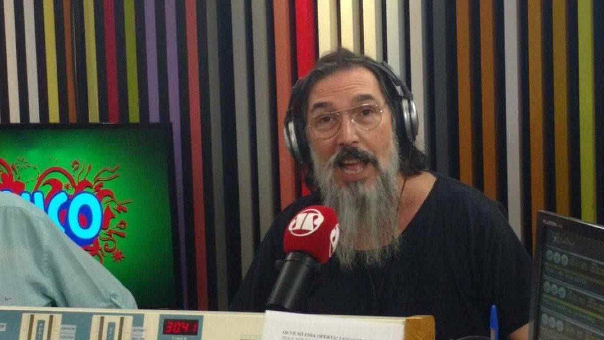 'Roger Waters é cafonérrimo', afirma Lobão sobre o ex-Pink Floyd
