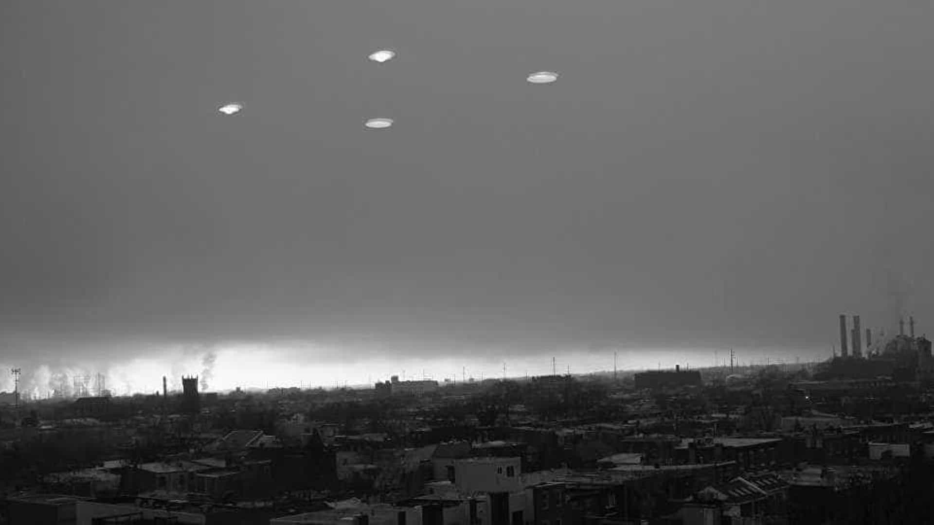 Extraterrestres passam 2 noites sobrevoando Israel; veja vídeo