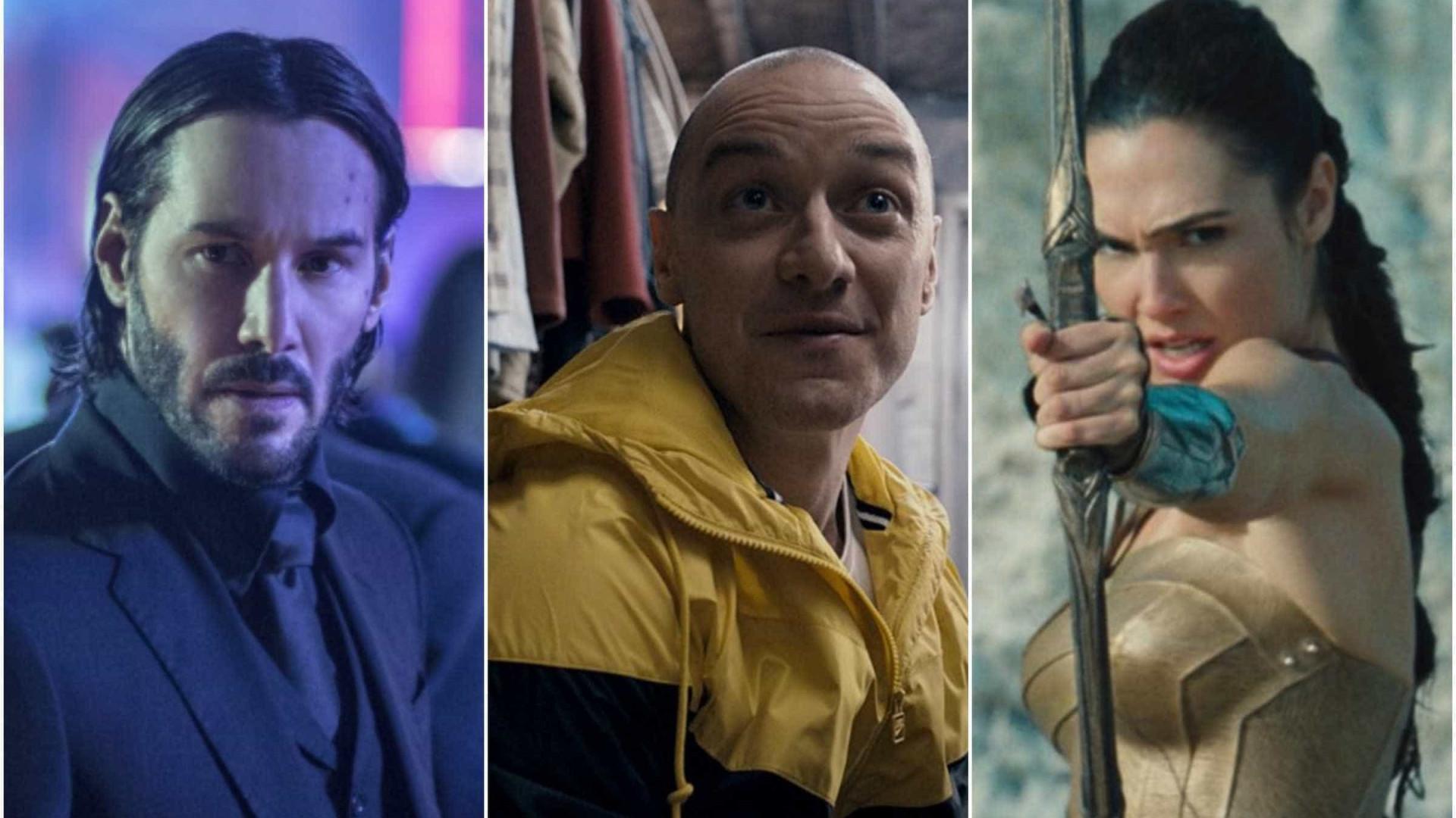 Veja os filmes apontados como os  melhores do ano até o momento