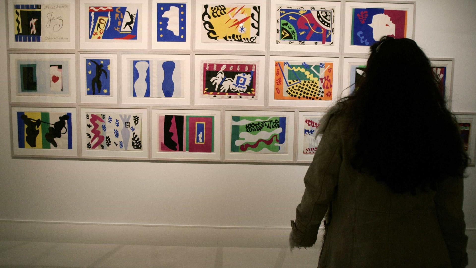 Fortaleza recebe exposição de obras de Henri Matisse