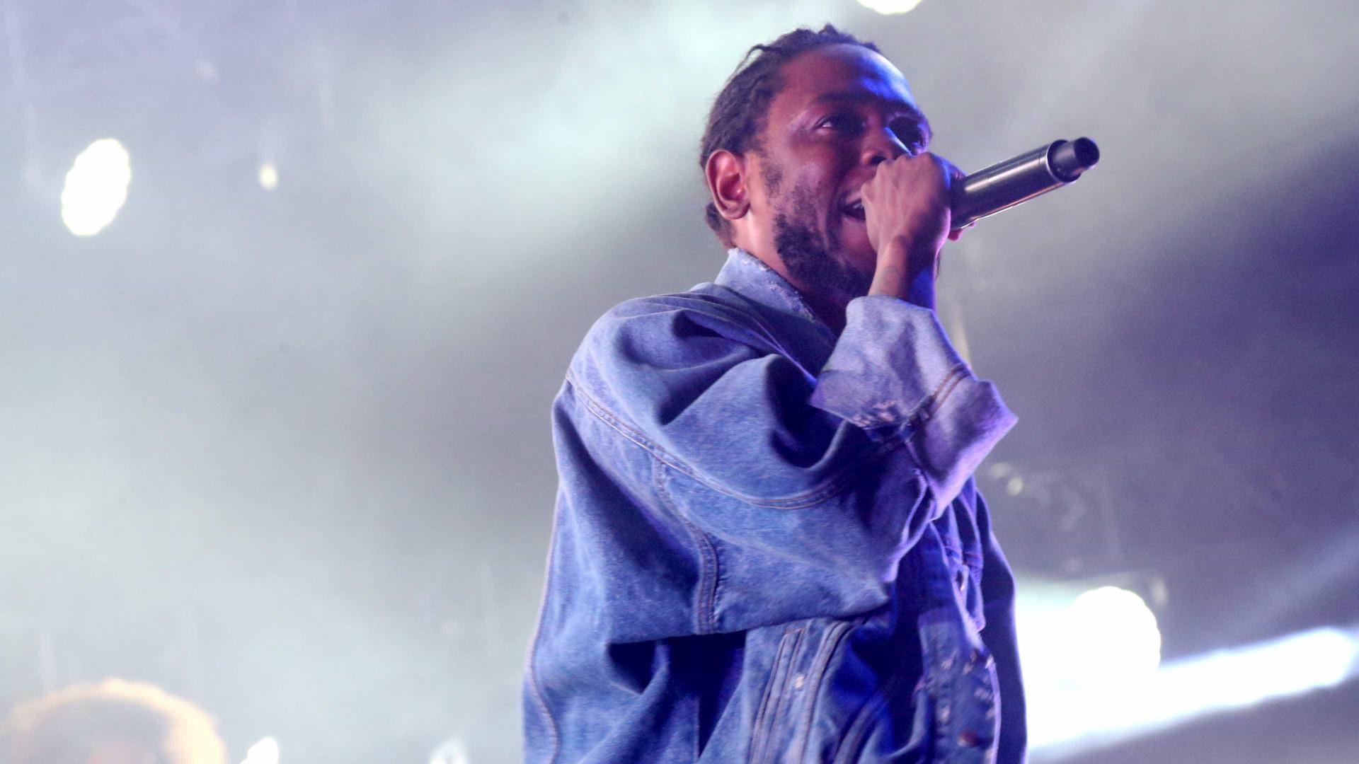Fãs deixam Kendrick Lamar sem palavras durante show