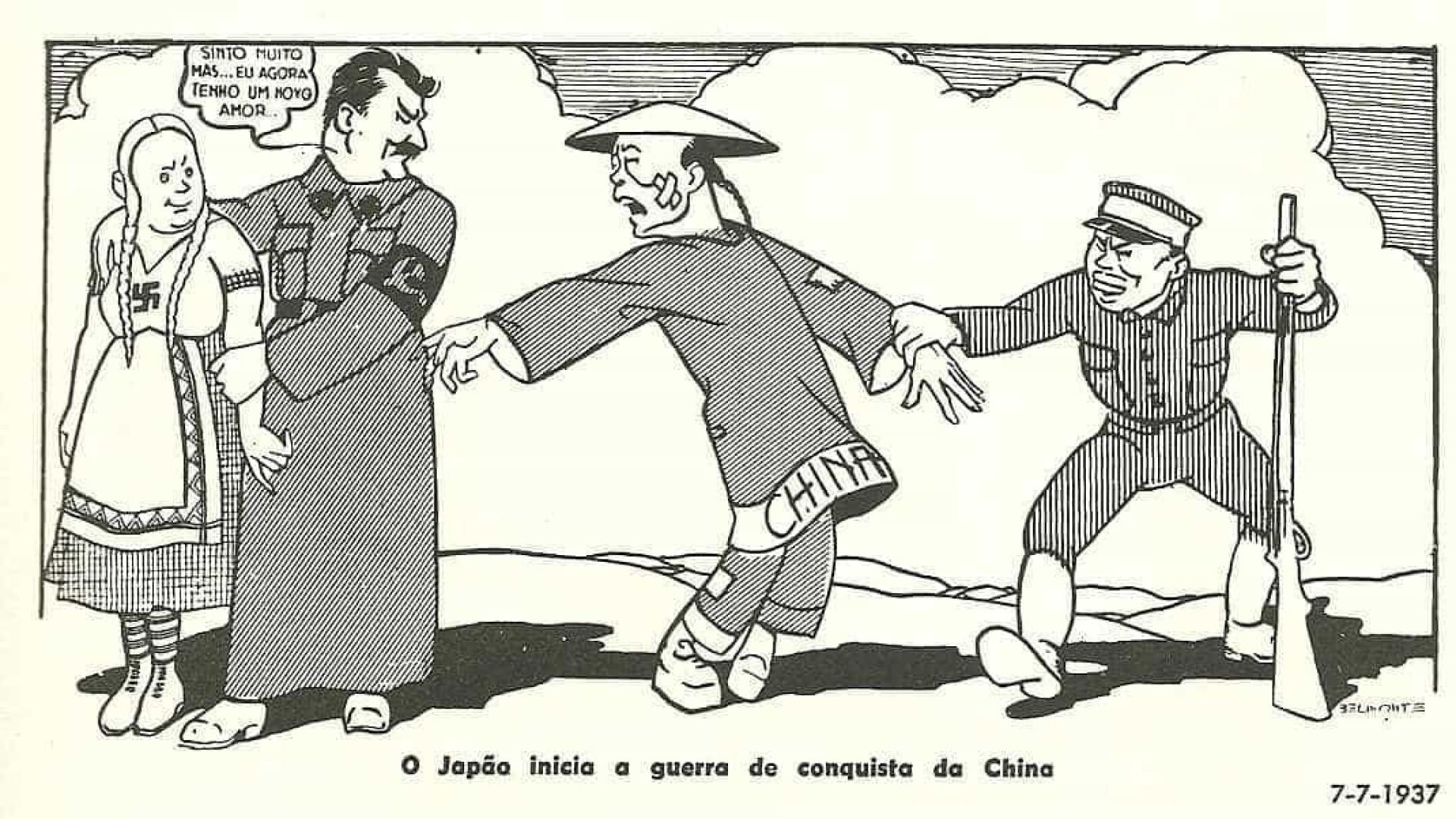 Livro homenageia o cartunista brasileiro Belmonte