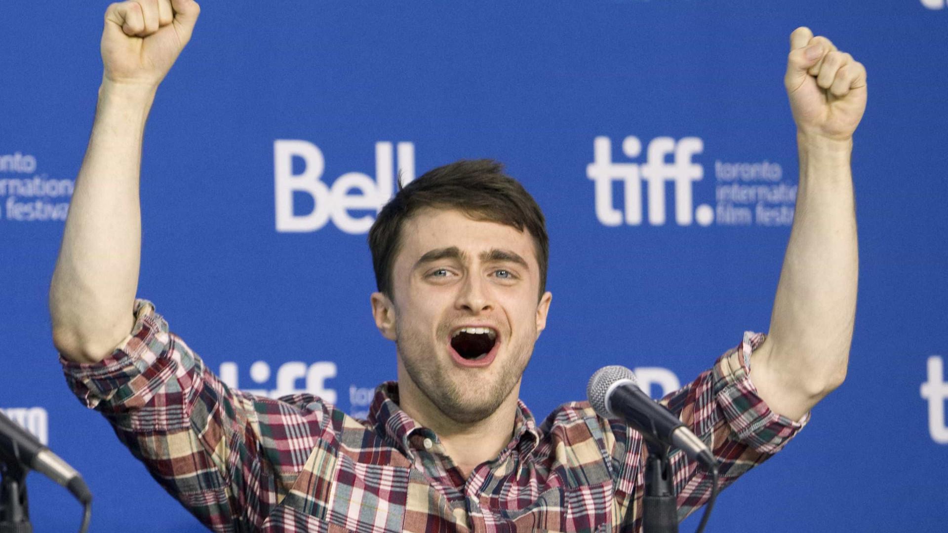 Daniel Radcliffe ajuda turista assaltado em Londres