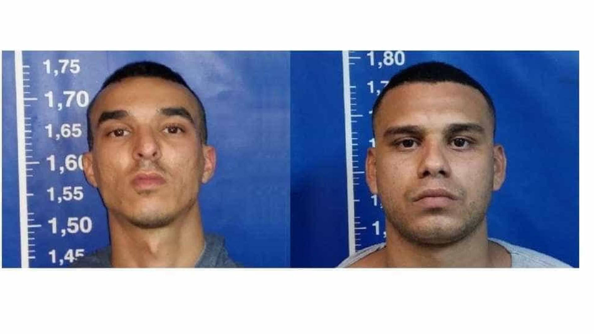 Polícia prende membros de quadrilha que roubou carga de queijos