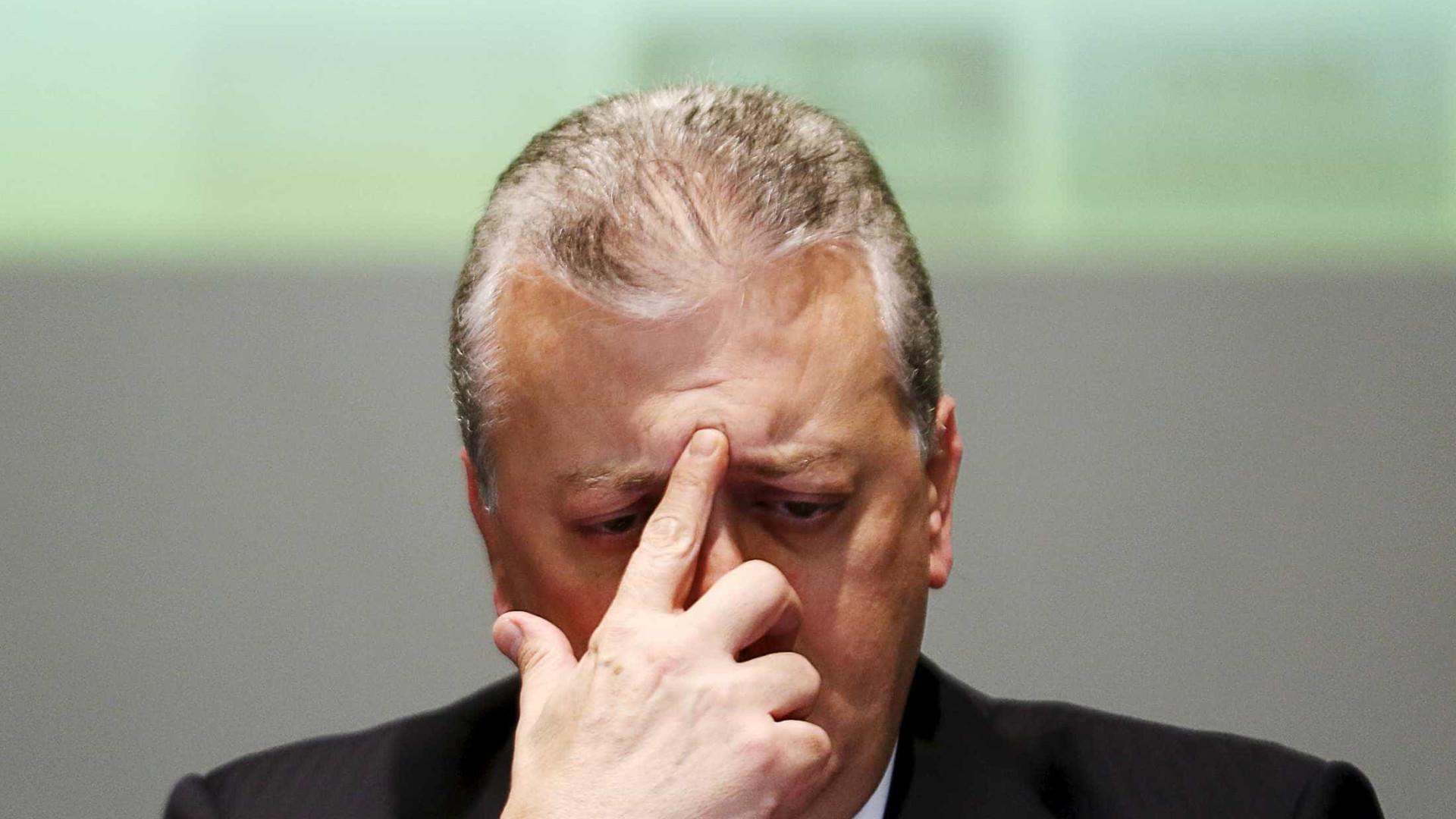Bendine tem R$ 3,4 milhões em bens bloqueados