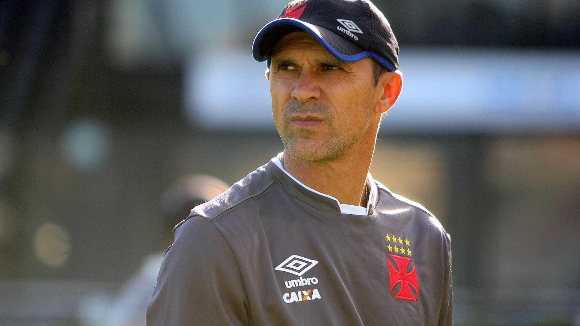 Milton Mendes não resiste a má fase e é demitido do Vasco após 5 meses