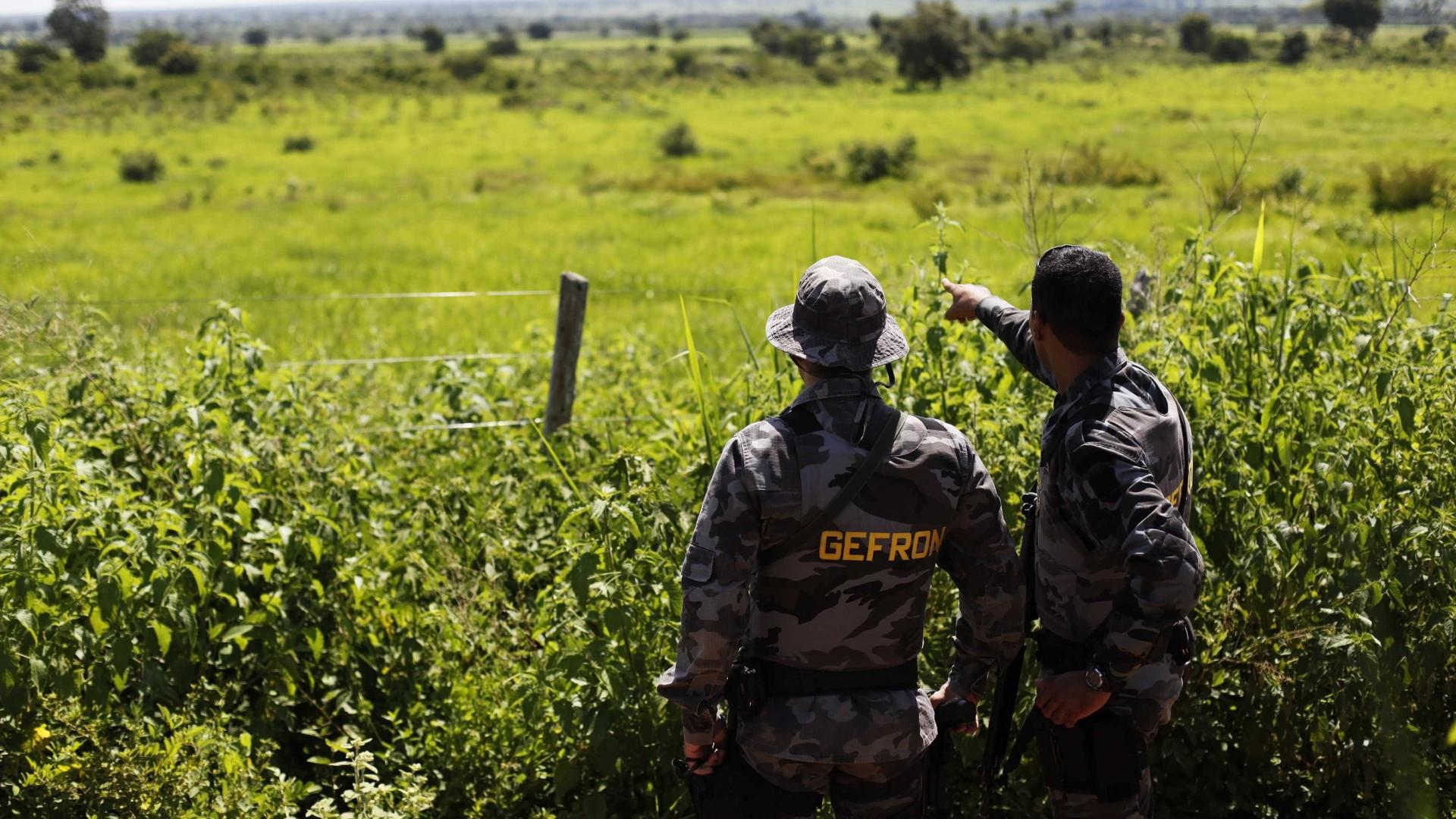 Temer vai pagar adicional de fronteira a agentes da PF