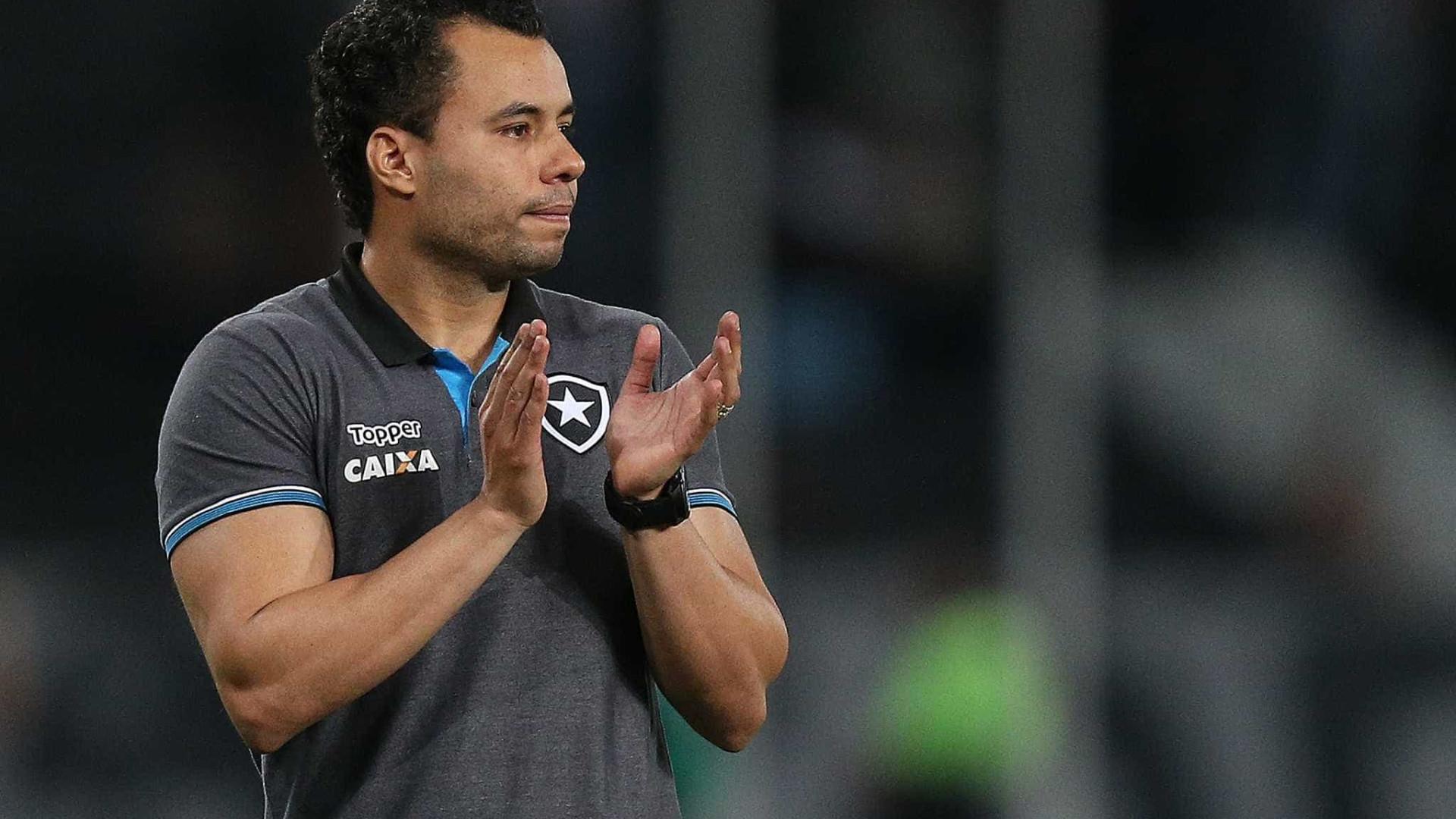 Botafogo luta para retomar identidade que consagrou a equipe em 2017