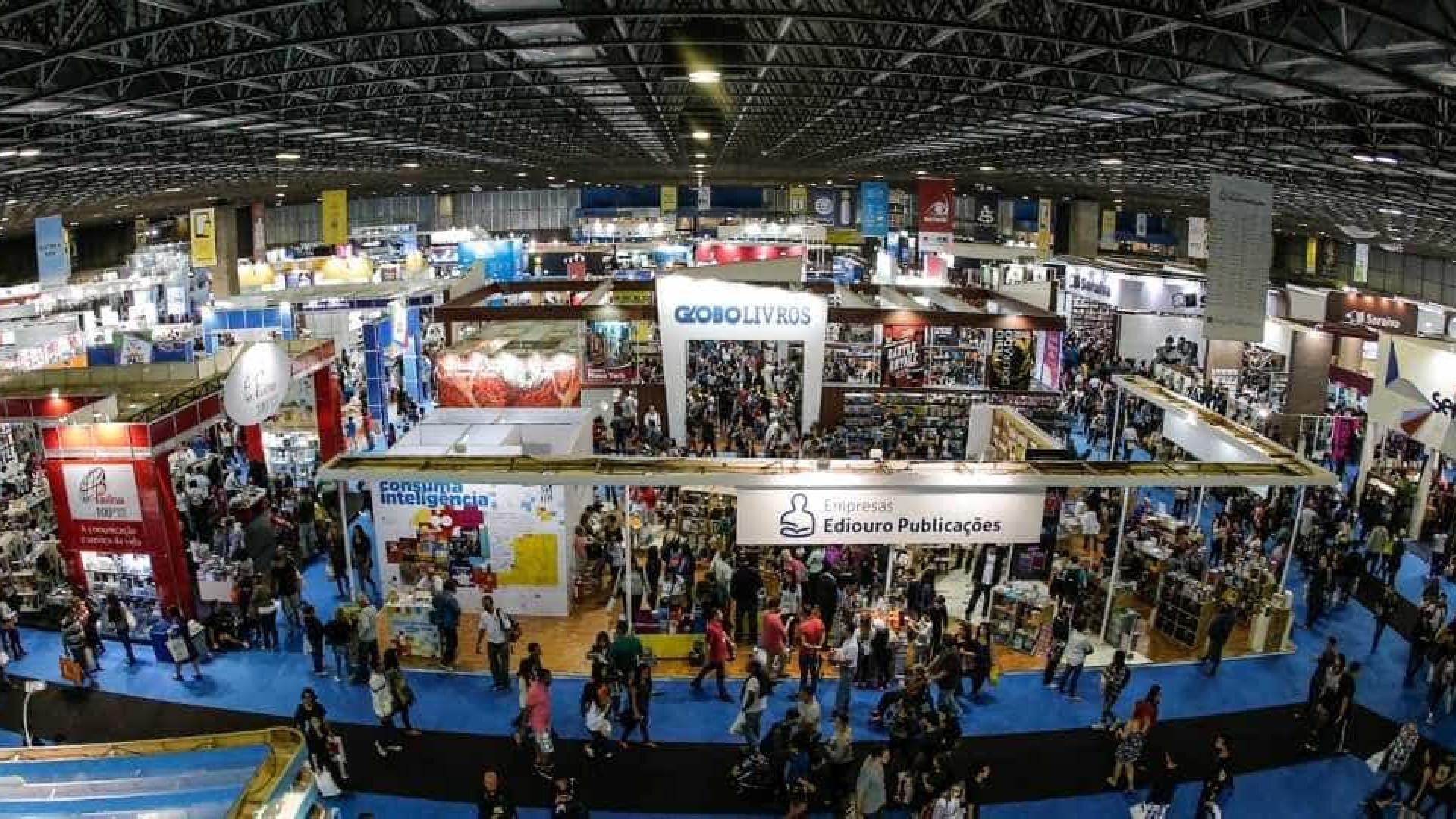 Bienal do Livro terá mais de 300 autores em 11 dias no RioCentro
