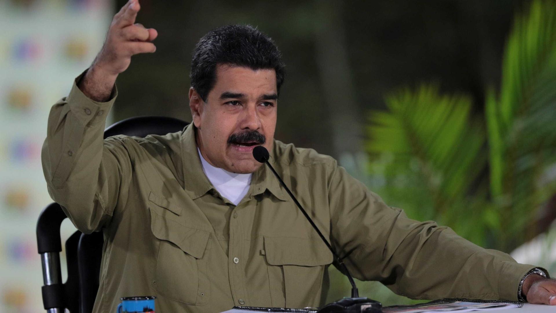 Trump ameaça com intervenção militar na Venezuela