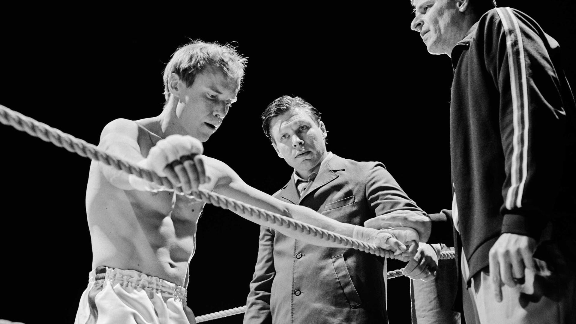 Filme sobre boxeador finlandês encanta  com narrativa sóbria