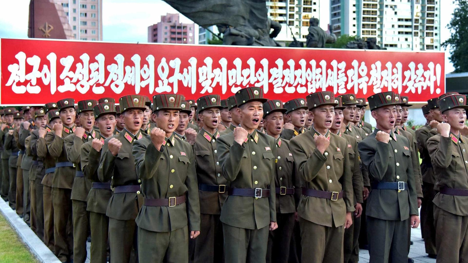Trump: Coreia do Norte deve se organizar ou terá problemas