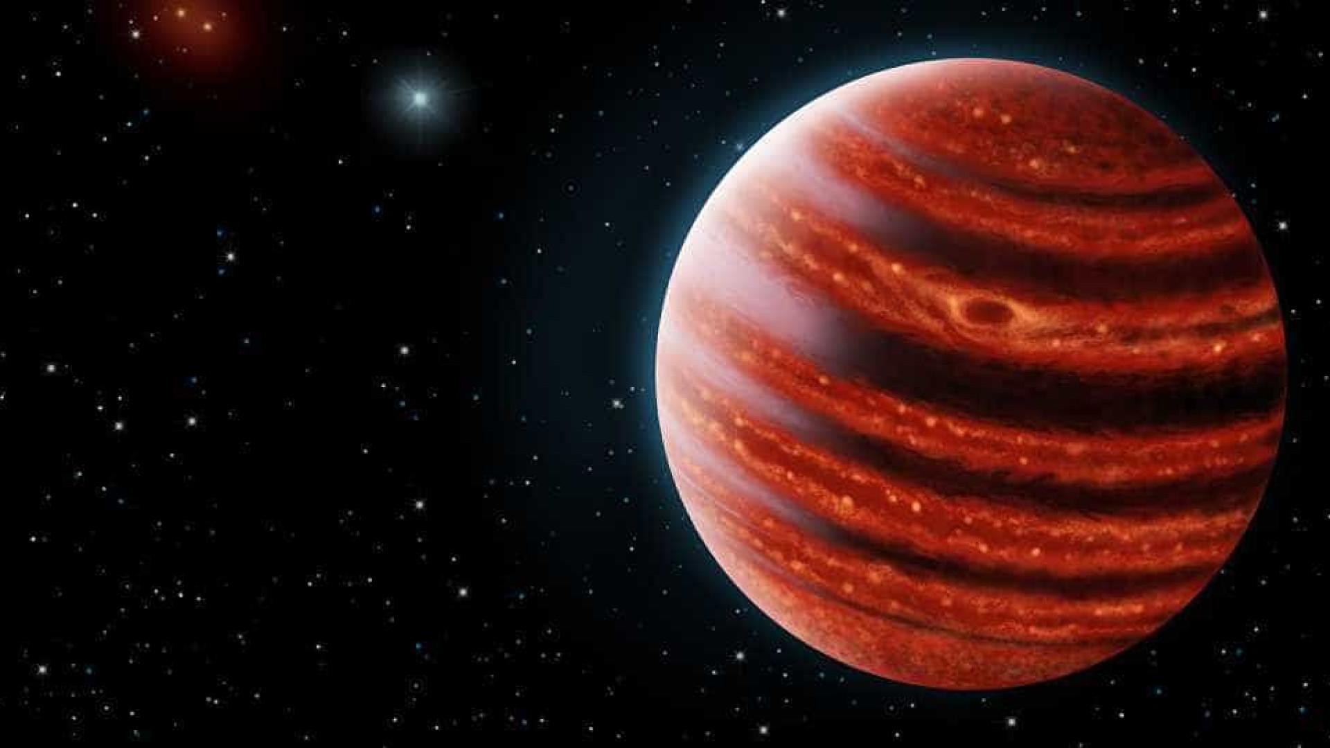 Após anos de busca, cientistas encontram planeta gêmeo de Júpiter