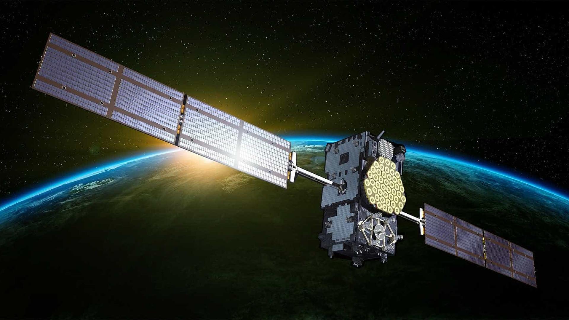Satélites russos conseguirão ver subsolo terrestre e através das nuvens