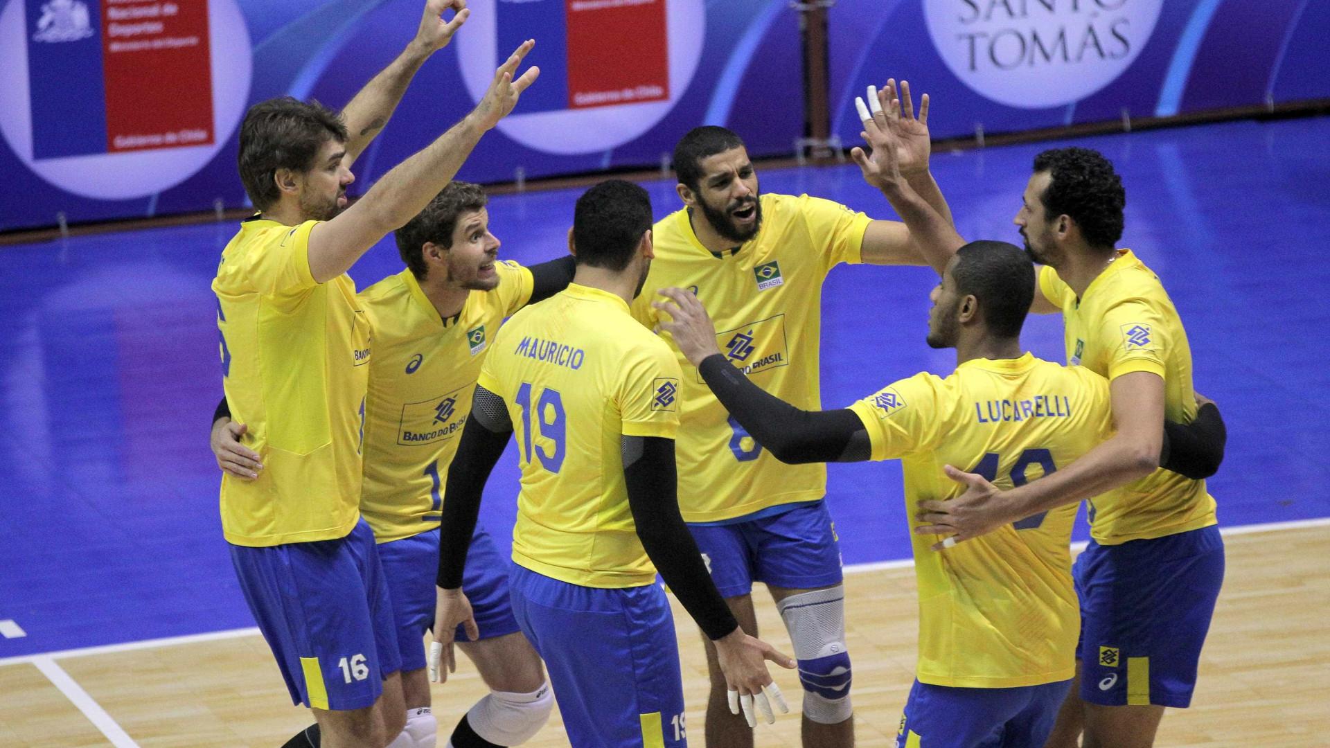Campeão pela 31ª vez, Brasil bate a Venezuela e garante vaga no Mundial