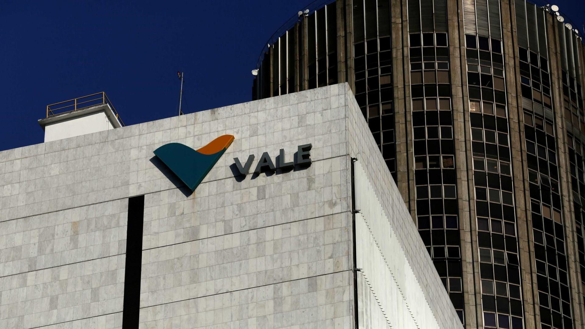 Troca de papéis da Vale atinge 84% das ações preferenciais