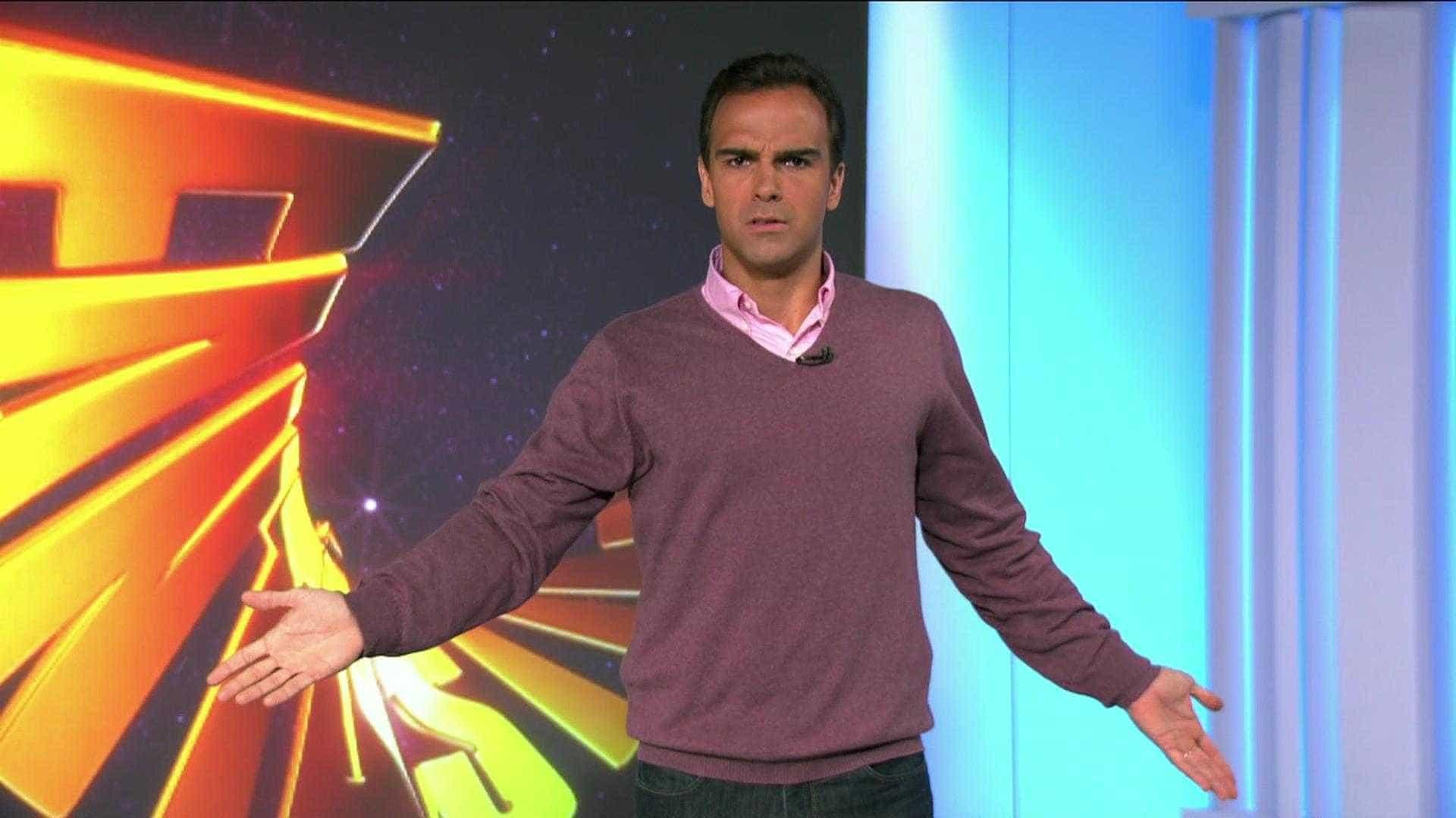 Tadeu Schmidtvolta ao WhatsApp depois de ser bloqueado: 'alívio'