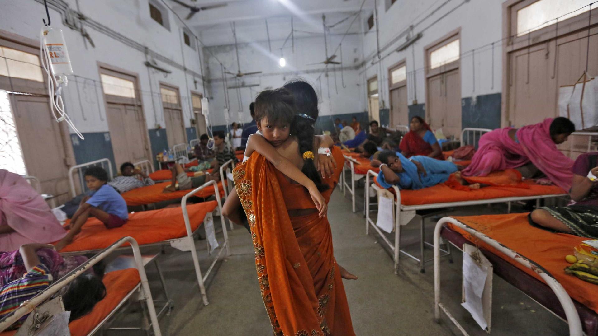 60 crianças morrem por falta de oxigênio em hospital da Índia