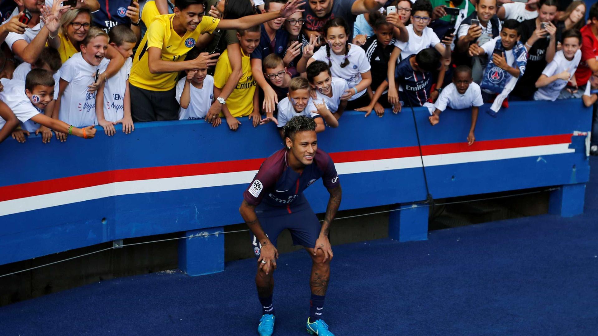 PSG já tem estratégia montada para lucrar com Neymar