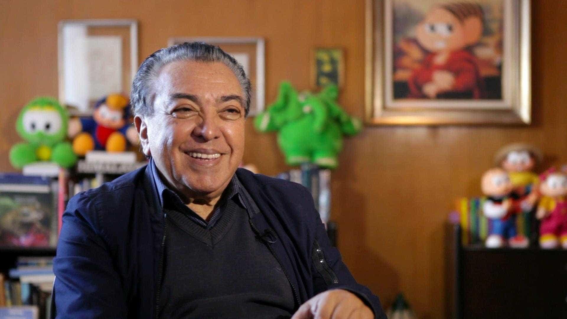 Mauricio de Sousa lança autobiografia com gênese de 500 personagens