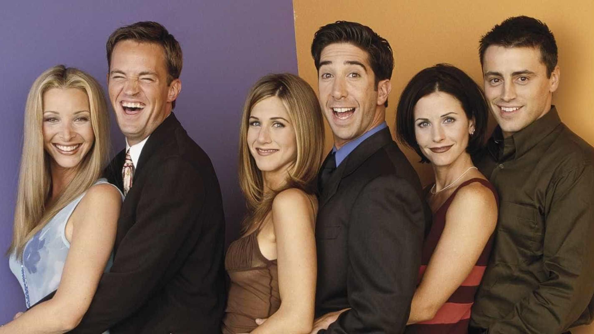 Série 'Friends' vai ganhar livro