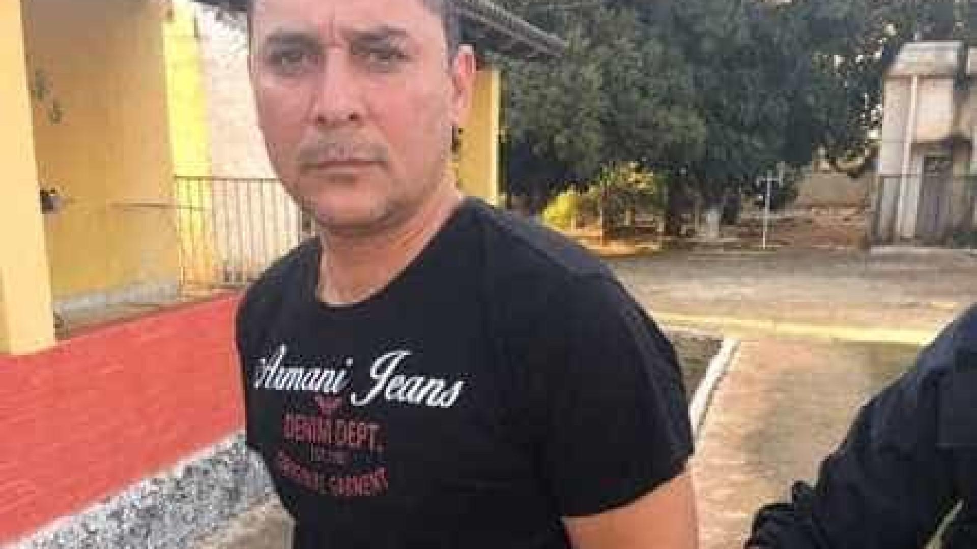 Há sete anos foragido, chefe de tráfico no Rio é preso em Goiás