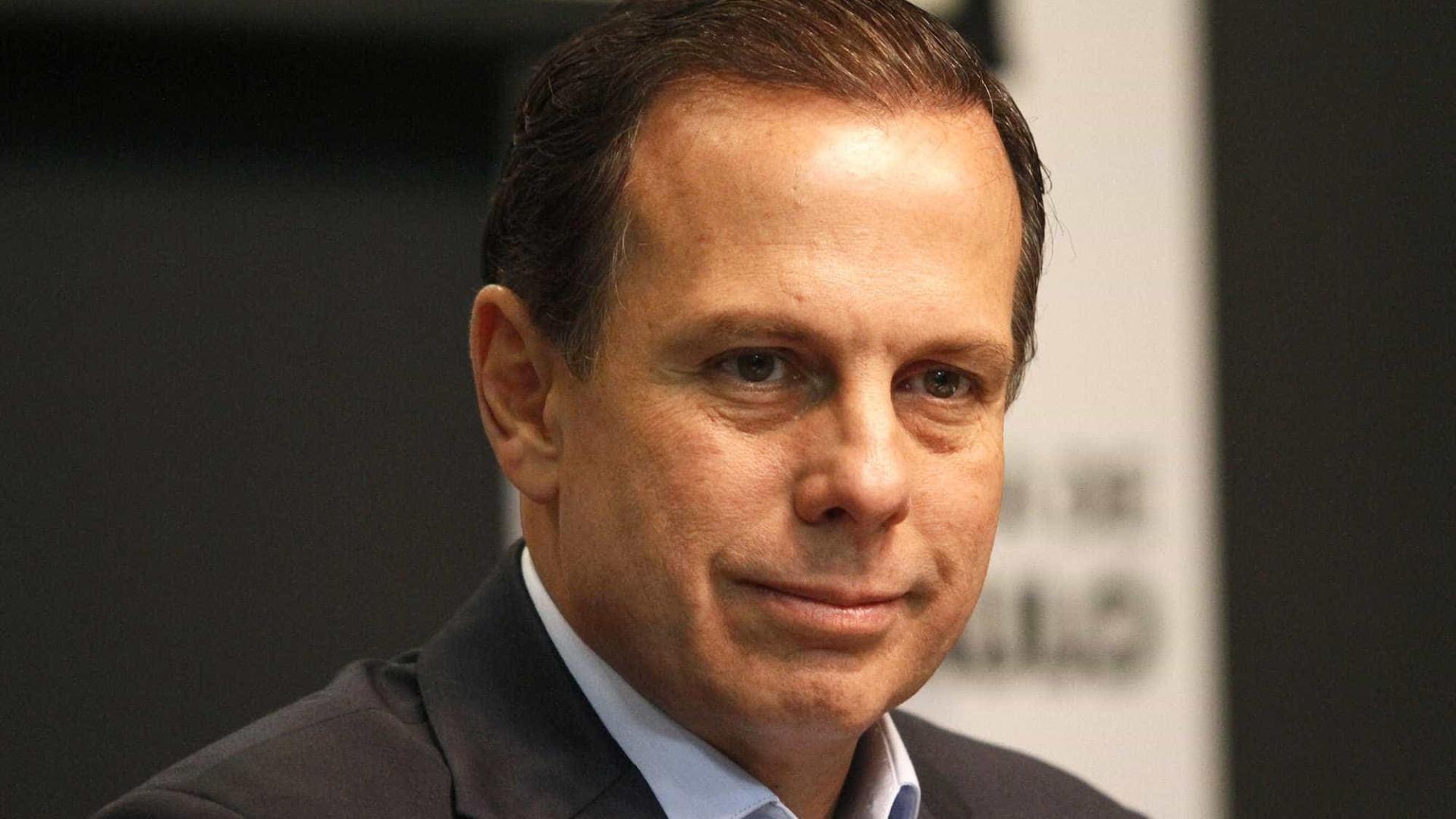 Doria: hipótese de o PSDB não ter candidato ao governo de SP é 'zero'