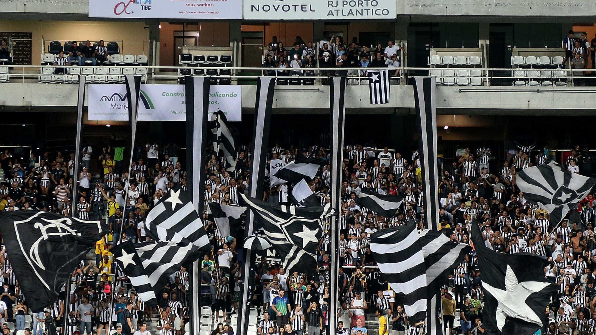 Botafogo e Flamengo não saem do zero na Copa BR