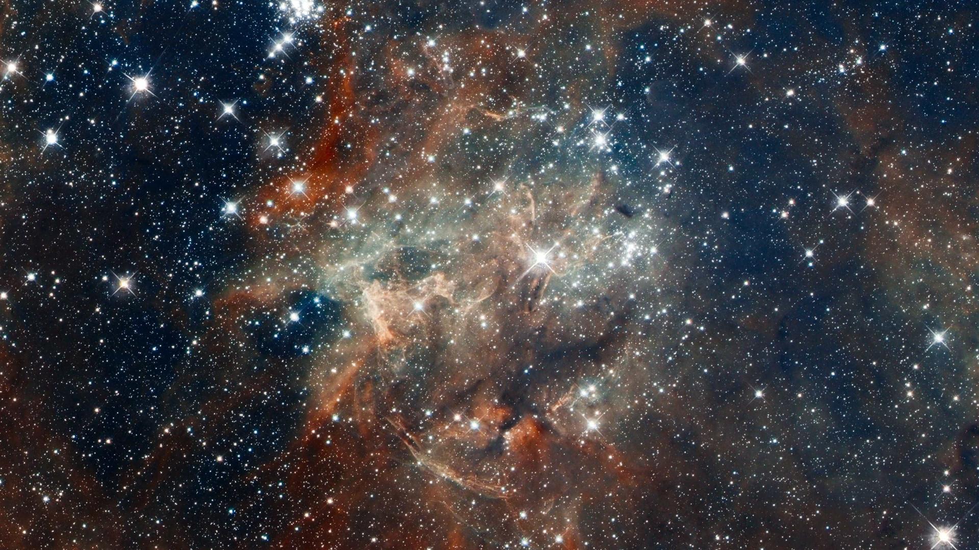 Estrela em alta velocidade pode ser uma 'refugiada intergaláctica'