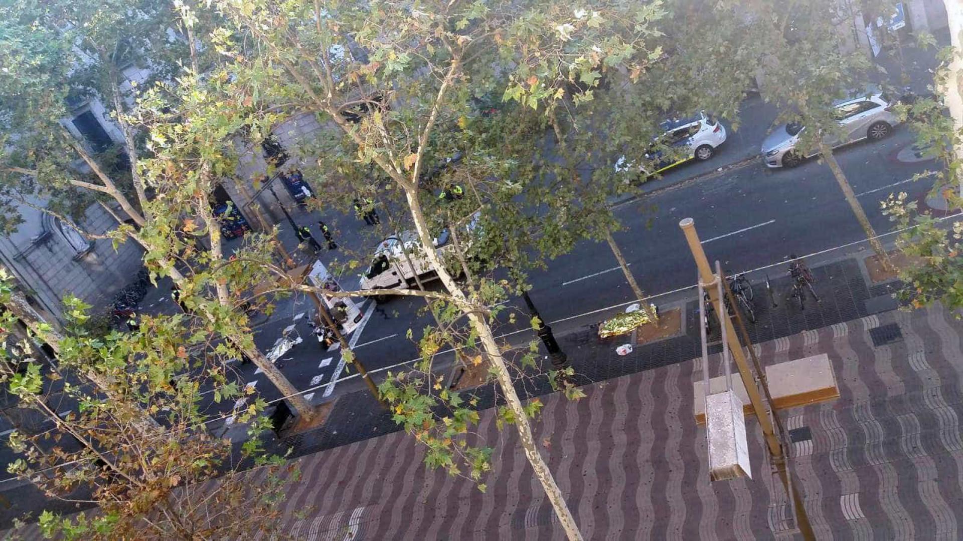 Ataque em Cambrils é ligado ao atentado em Barcelona, diz Catalunha