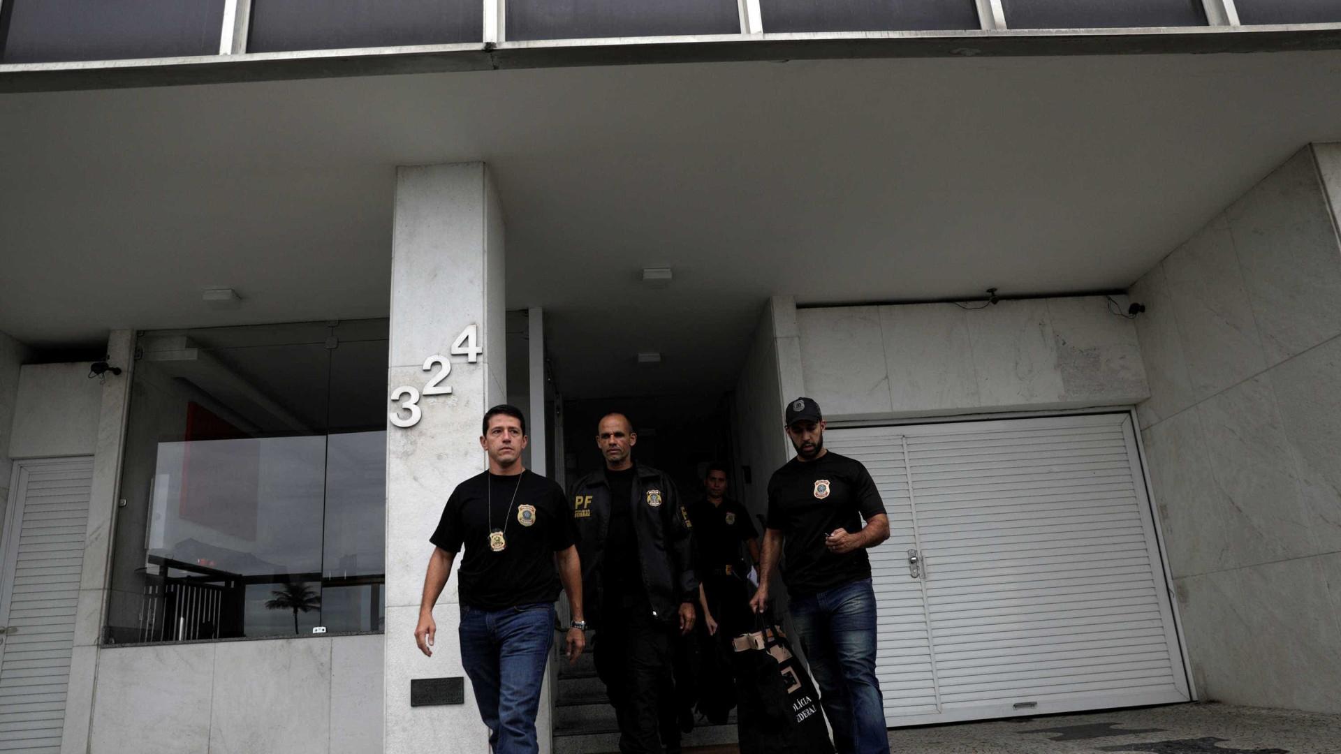 Alexandre Accioly e Régis Fichtner são alvos da Lava Jato no Rio