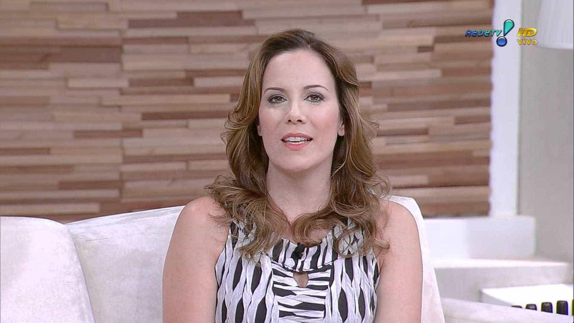 Regina Volpato fala sobre supostas armações em 'Casos de Família'