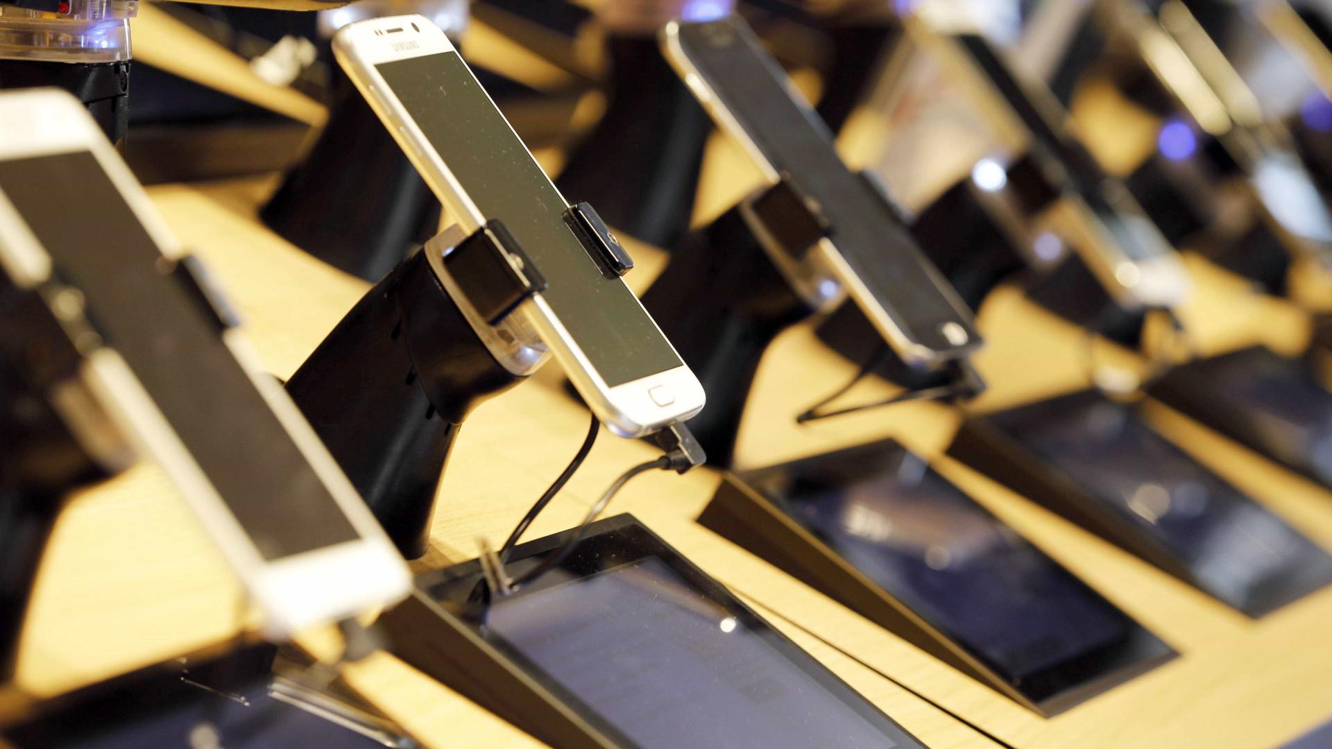 Saiba quais são os smartphones mais procurados deste mês