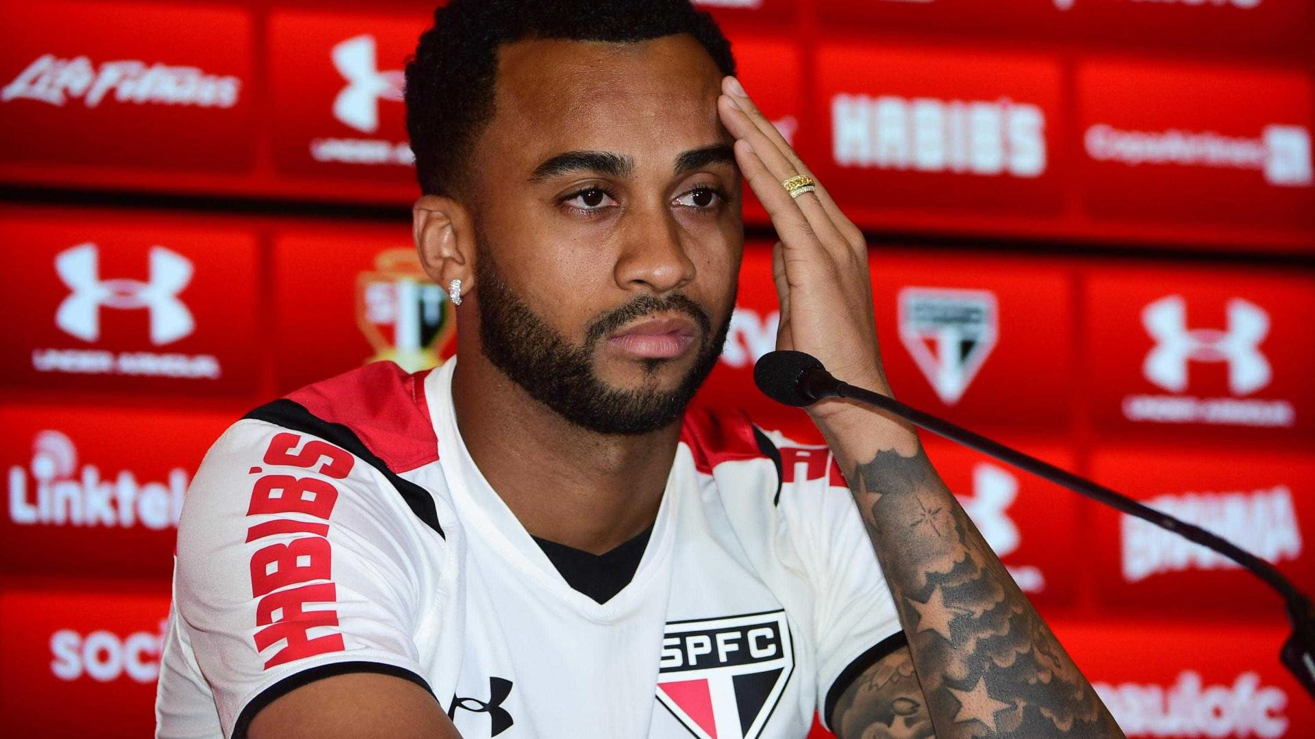 São Paulo fecha rescisão contratual com o volante Wesley