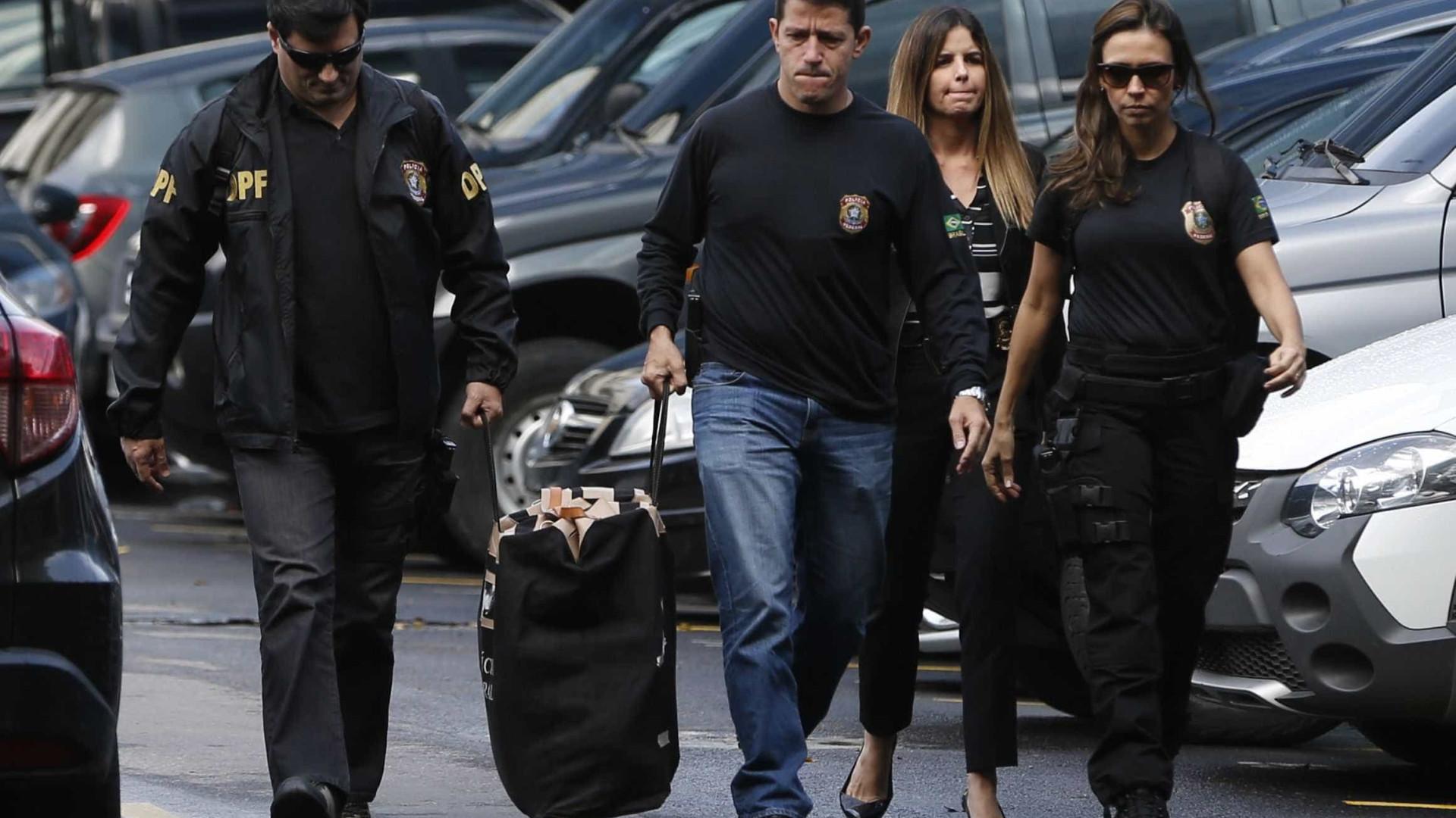 Investigado que foi solto por Gilmar Mendes é preso novamente