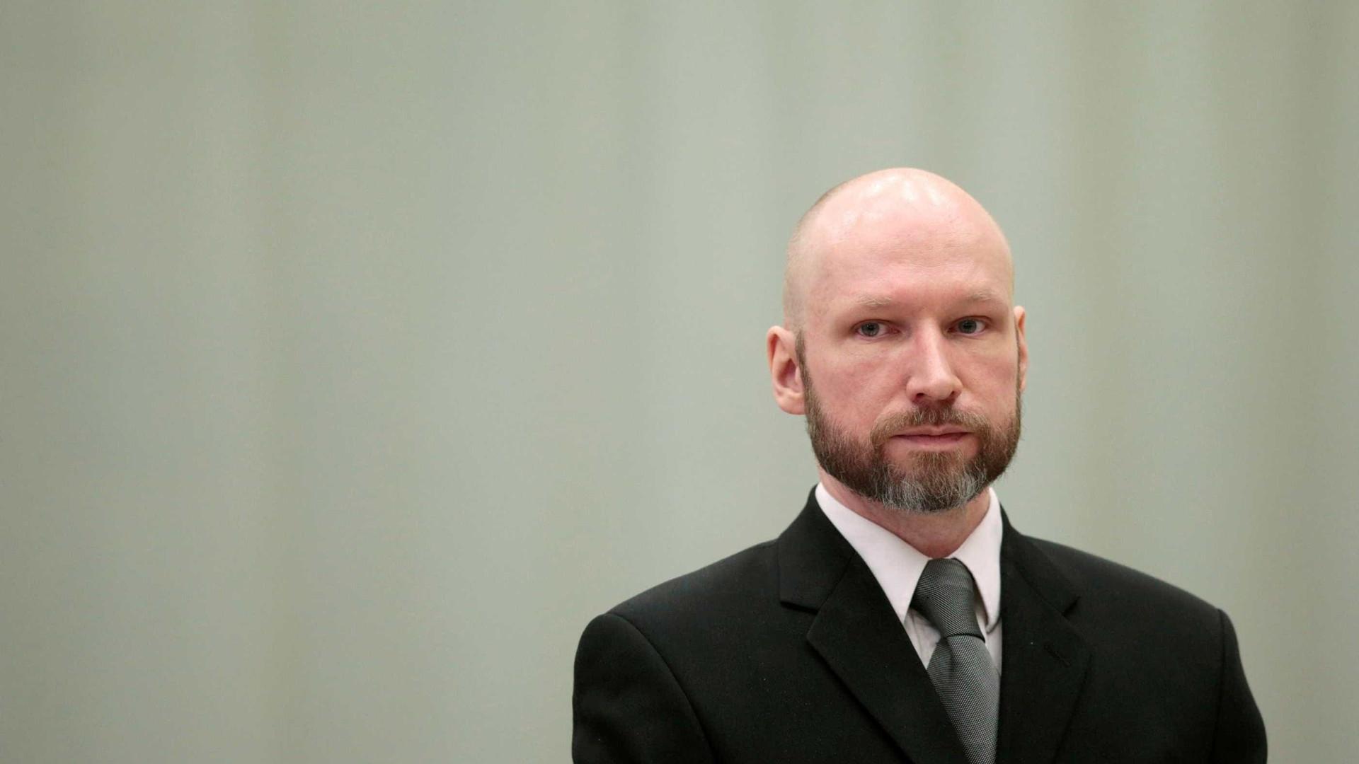 História do terrorista norueguês Breivik vai virar filme no Netflix