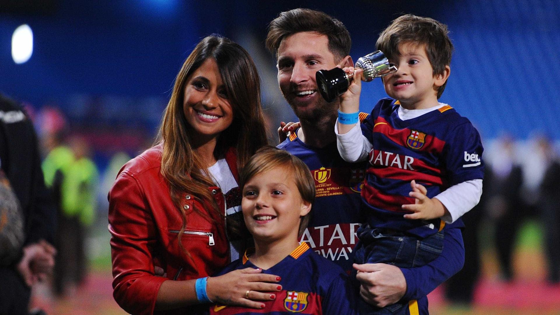 Jornais argentinos dizem que Messi vai ser pai outra vez