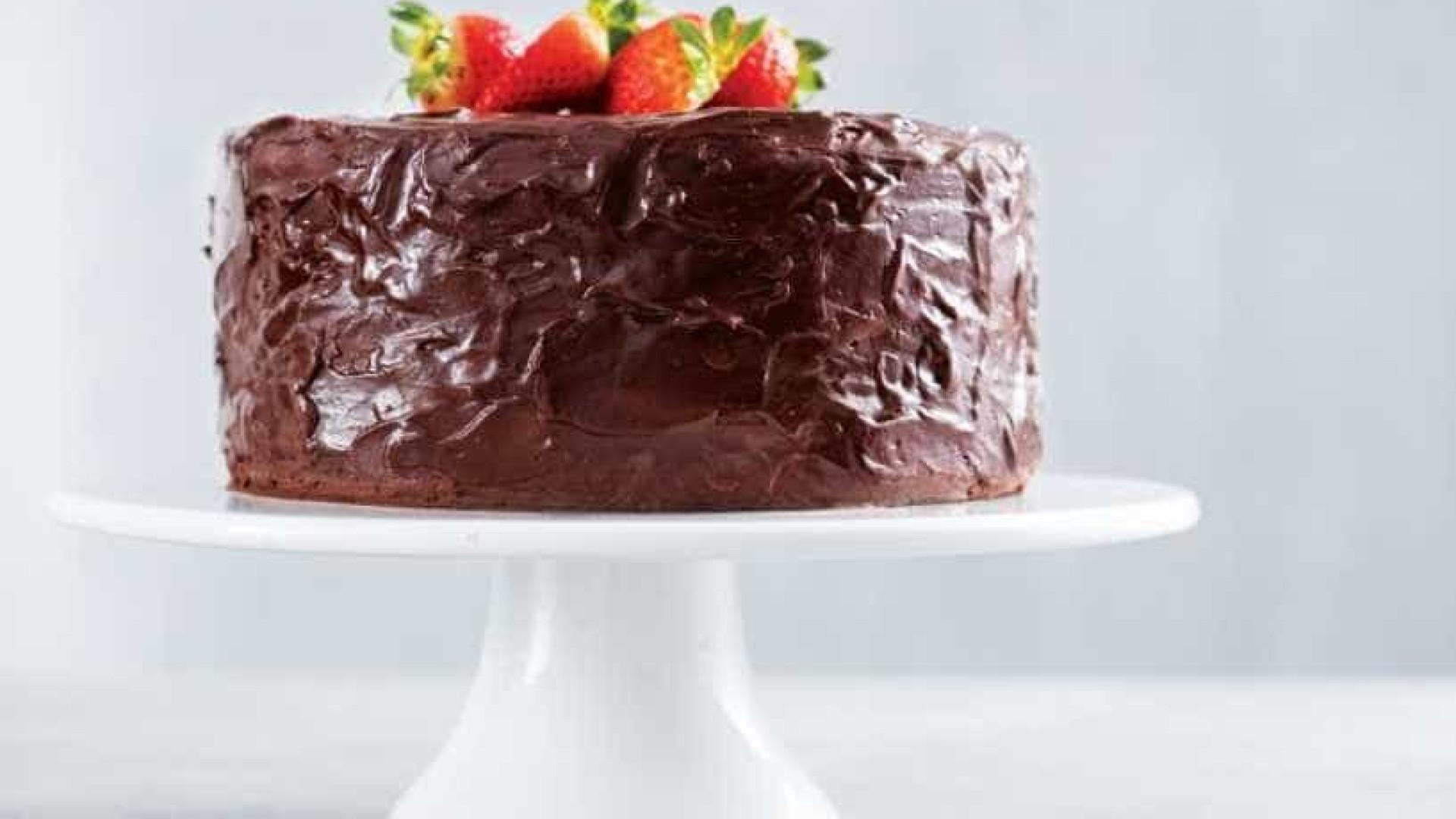 Aprenda a melhor receita de bolo de chocolate